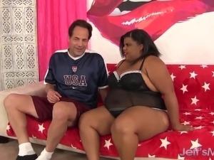 Huge bbw sex