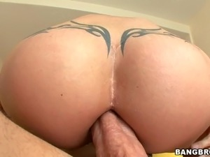 Hardcore Anal Sex and Pussy Banging Make a MILF Fit
