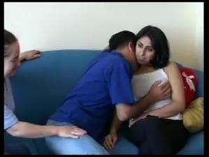 Turkish girl sex video