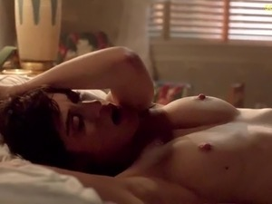 Lizzy Caplan Fucking In Masters Of Sex Series