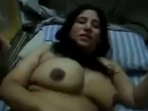 arabian girl cries from fuck