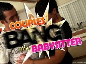 free young babysitter movies