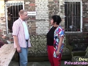 Euro cougar and a stud by DeutschePrivatvideos