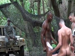 Watch hd gay  army porn and nude men soldiers A horny teaching day