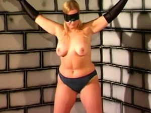 Big boobs blonde milf cruel experience with horny stalker fetish bonda