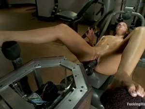 There is no time to workout, when the machine is on