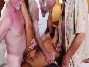 Fat old woman fuck and interracial xxx Staycation with a Latin Hottie
