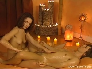 Handjob Asian Lingham Massage Tech