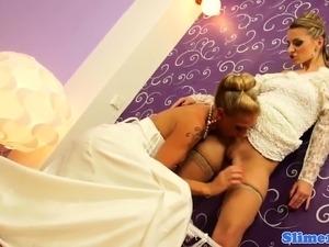 weing bride fuck videos