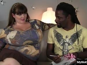 black guy white girl adult video
