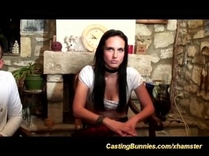 video amateur casting