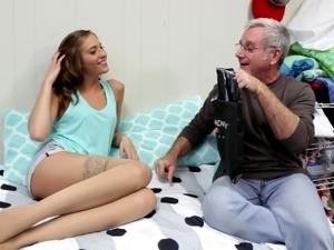 Old man loves 'em young