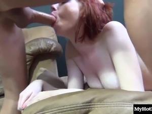 girl with deep throat dick