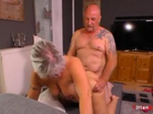 anal cougar sex