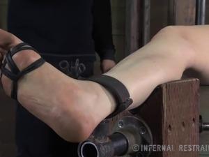 Tiny Tits In Pain