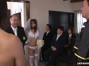 young bride sex