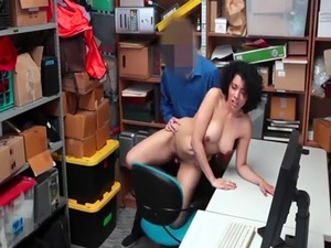 Fake cop blonde and mouth fuck first time LP Officer had reason to bel