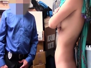 Arab chick banged with monster cock