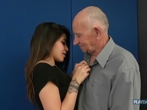 Old man Adult Video