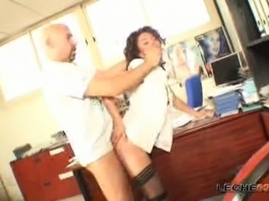 porn vids in offices