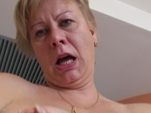 video of naked grannys in nylons
