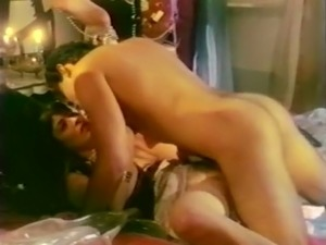 Magnificent and busty white milf having passionate sex