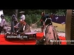 shogun gore scene movie