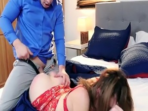 Very hard spanking xxx Twisted And Taken