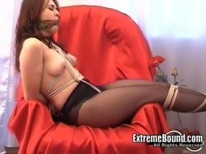 free ebony bondage videos