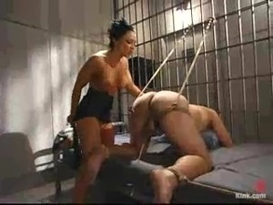 Girls in jail porn