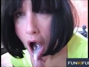 This compilation is hot and you gotta love the artistry of the oral sex here