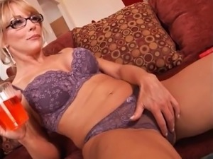 Milf blond sexy hot
