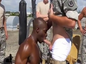 African gay sex Staff Sergeant knows what is best for us.