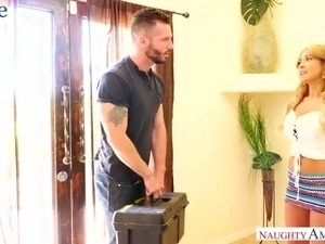 house wife with sex machine