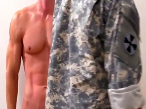 Photo of gay sex in american army first time Extra Training for the
