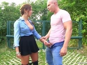 husband fucks wife outdoors erotic stories