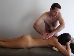 senual erotic massage video