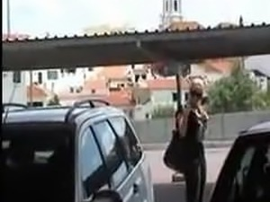 Hot teacher after school bj in parking lot