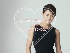 Cum Tribute Kahi After School #1