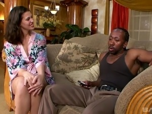 Interracial limo sex xxx thumbs