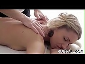 Sex toy delivers an unearthy pleasure to a shaved vagina