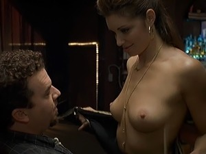 Bianca Kajlich Nude Boobs And Lap Dance In 30 Minutes Or Les