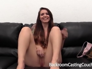 Painal and Creampie Amateur Casting
