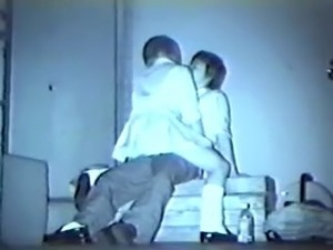 Japanese doctors bang in a hospital ward in front of a hidden cam