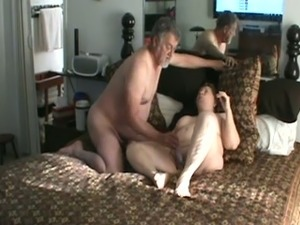 Amazing homemade clip with a mature couple making love