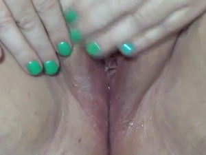 More wet pussy