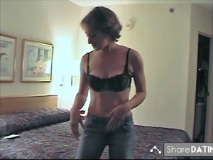 Dawn naughty nurse milf first video