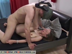 Fisted and fucked