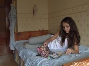 Hot Sex With The Petite Teen Elizabet