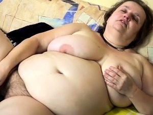 OmaHotel Two ladies, fat Mature and fat Granny